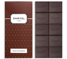 Tablette Chocolat Noir Suprême